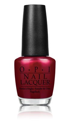 In My Santa Suit, #MariahHoliday - OPI Holiday Collection 2013