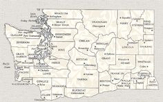 Genealogy Trails History Group presents Washington Genealogy and History