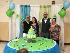 Jonathan's Babyshower cake