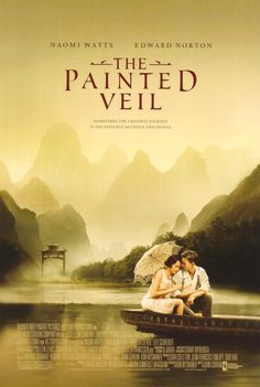 The Painted Veil is a 2006 film based on the Somerset Maugham book. It is a romance that is real and vivid; it is also an incredible period piece about China during a cholera epidemic. Be forewarned, It is quite sad.