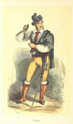 Image taken from page 524 of 'L'Espagne pittoresque, artistique et monumeatale. Mœurs, usages et costumes, par MM. M. de Cuendias et V. de F...