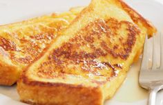 How to make the perfect French toast EVERY time: Celebrity chef reveals the secret recipe he swears . Breakfast And Brunch, Breakfast Recipes, French Toast Receta, French Toast Bake, Healthy Crockpot Recipes, Cooking Recipes, Budget Recipes, Perfect French Toast, Homemade Butter