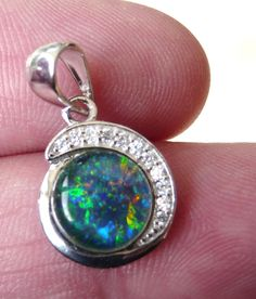 ON SALE - Australian Opal Pendant - available in our store now :) .....