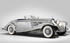 Ten Most Expensive Cars Sold At Auction - Updated: 6. 1937 Mercedes-Benz 540 K Spezial Roadster