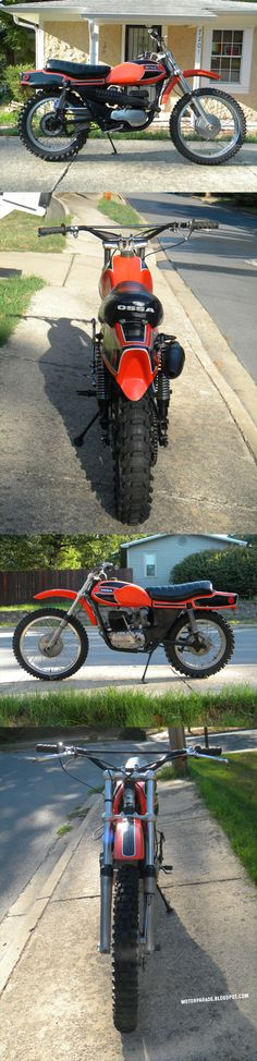 Ossa Pioneer. Had two of these, awesome trail bikes.