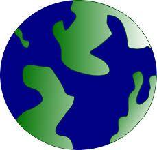 zeměkoule - Hledat Googlem Les Continents, Superhero Logos, Globe, Chalkboard Canvas, Wall Maps, World Map Mural, Sticker, Speech Balloon