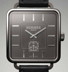 Montre Carré H d'Hermès