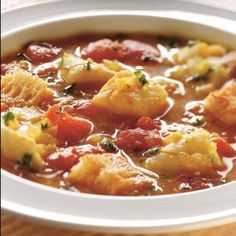 Catalonian Cod Soup | #eatlocal #alaska #recipes