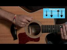 ▶ How to Play Strum Pattern #2 | Guitar Lessons - YouTube