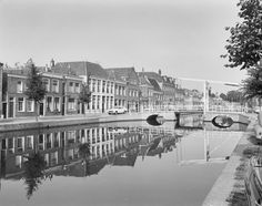 Oudegracht Alkmaar (jaartal: 1960 tot 1970) - Foto's SERC