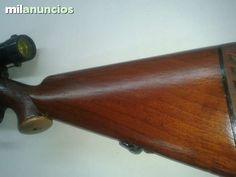 . Vendo rifle Santa Barbara modelo  A muy buen estado, maderas ,pavon, mecanismos, etc, todo original, en perfecto estado de uso, agrupa de maravilla,incluido visor  Bushnell 1,5x4. 5