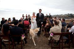 Land Trust Overlook Ceremony Spring Ranch Wedding, Mendocino, Ca. © J.Perlman R.Lutge