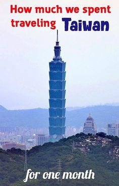 Info on Taiwan's Ecosystem?