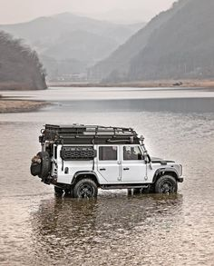 Image may contain: mountain, sky, outdoor and nature Land Rover Models, Offroader, Land Rover Defender 110, Expedition Vehicle, Motorhome, Range Rover, Land Cruiser, Dream Cars, Off Road Racing