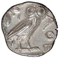GREEK COIN (ATHENS)