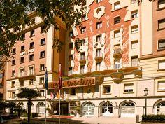 Bilder Sercotel Gran Sercotel Conde Duque - Offizielle Website   Foto-Galerie Innenstadthotel in Madrid