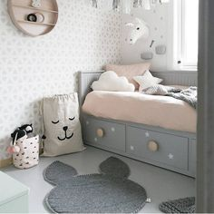 5 Clever Ideas to Upgrade your Kid's Ikea Bed - Petit & Small