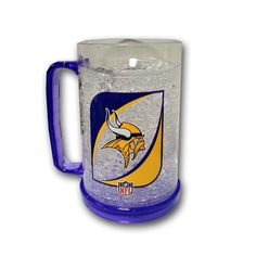 16Oz Crystal Freezer Mug NFL - Minnesota Vikings