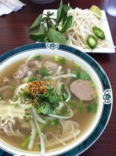 Pho Tam - Yummy Pho, and Spring Rolls.