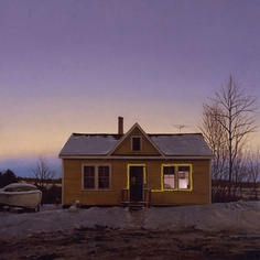 Faith is Torment | Art and Design Blog: Paintings by Linden Frederick