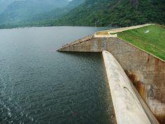 Kodumudi Dam, Tamilnadu Places, Lugares