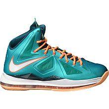 Nike LeBron X Basketball Shoe