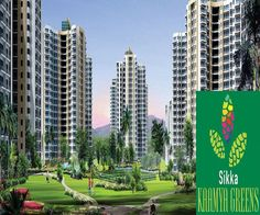 Sikka http://www.sikkagroups.in/SikkaKaamya.php Kaamya Greens is a very best residential project located at sector 10, Greater Noida West.