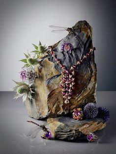 Fine jewellery shoot - Inspire magazine Jewellery Editor: Bettina Vetter Photographer: Chris Turner