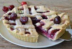 Cherrye pie (crostata di ciliegie americana)