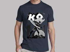 Camiseta KO B