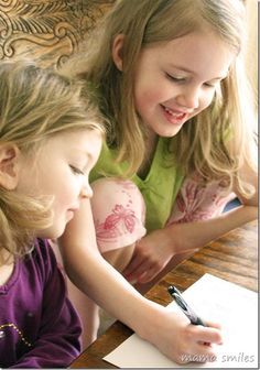 Great tips on raising lifelong learners - teaching kids to love learning throughout their lives!