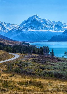 ✯ Mount Cook - South Island, New Zealand