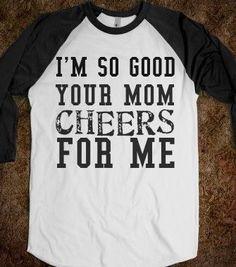4e046ebb Softball Cheers, Funny Softball Shirts, Soccer Mom Shirt, Softball Stuff,  Softball Quotes