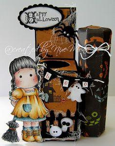 Halloween Packaging Tutorial