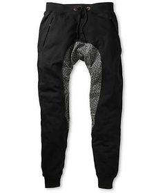 American Stitch Elephant Jogger Sweatpants