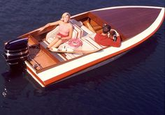 16' Stiletto  SK ski boat  www.boatdesigns.com