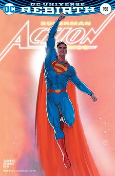 Action Comics (2016) Issue #982