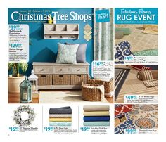 christmas tree shops circular january 10 do you know whats in and whats hot in the christmas tree shops for this week here are christmas tree shops ad