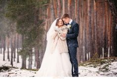 winter wedding kiev