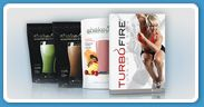 Go to this site, so glad I did. Tells you all about challenge groups, and the best ways to loose weight and get healthy. I'm going to be a part of a turbo fire challenge group starting September 1st, I can't wait! What I like is that you get your workout, trainer, free coach, and all the nutritional stuff you need to succeed!