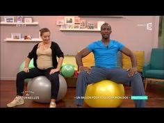 (7) Un ballon pour soulager le dos - Le tuto de Karim - La Maison des Maternelles - France 5 - YouTube