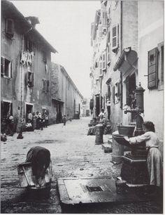 Androna della Piccola Fornace-Trieste