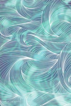waves, ocean, sea, water...