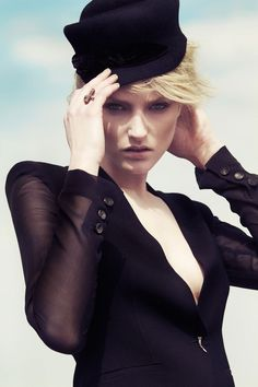 #gorgeous  Kait by Javier Lovera for Fashion Gone Rogue