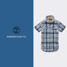 A Timberland Harmon Plaid não pode faltar no seu guarda-roupa!