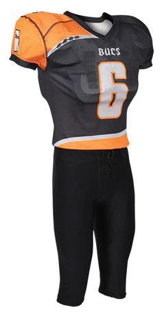 Renegade Custom Sublimated Raglan Football Jersey c5b4da13e