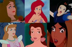 Ranking The Disney Princesses From Least To Most Dateable