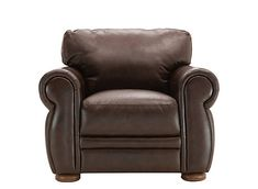 Does your living room crave a little eye candy? This beautiful chocolate Marsala leather chair is the stylish mixture of comfort and class it needs. Elegant 100% Italian leather will add a rich flavor to your living room or den, and gorgeous pleated arms provide a subtle contrast that accentuates this chair's striking design.