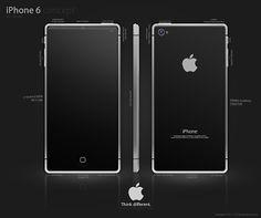Rumor IPhone 6 Rilis Tahun Depan