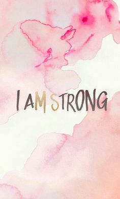 strong.